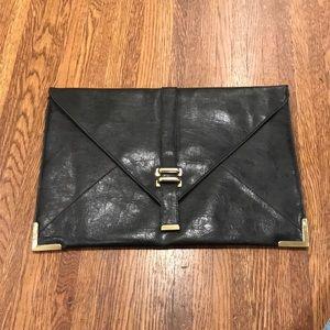 asos large envelope clutch